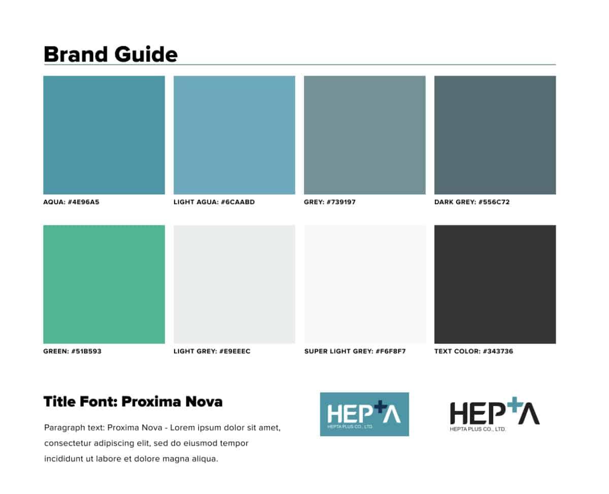 Hepta Brand Guide